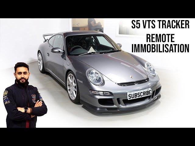 Remote IMMOBILISATION & Tracking - Thatcham Approved!!   Porsche 911 GT3