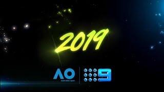 Channel Nine - Australian Open Launch Promo (September 2018)