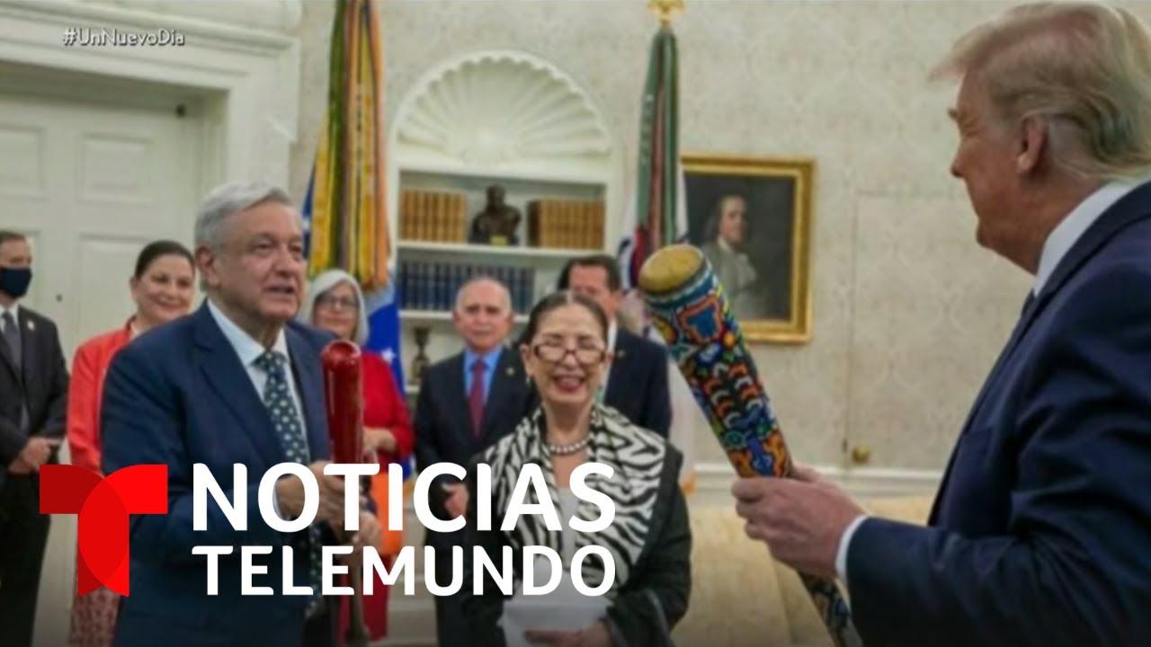 Las Noticias de la mañana, 9 de julio de 2020 | Noticias Telemundo