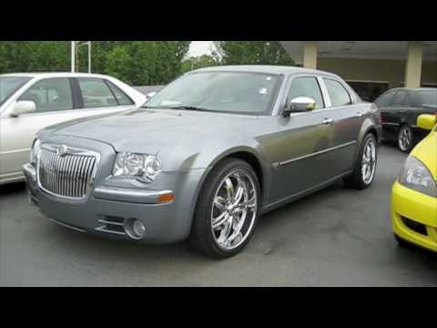 2007 chrysler 300c start up custom dual exhaust and in - 2007 chrysler 300 custom interior ...