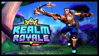 Meet REALM ROYALE-NOVO FORTNITE?! BETA ARRIVES at the CONSOLES!