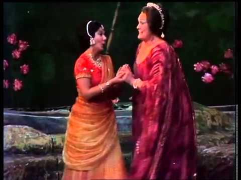 Flower Duet (1976) por Joan Sutherland & Huguette Tourangeau.
