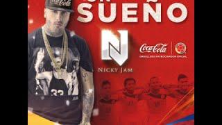 Nicky Jam - Un Sueño | Video Lyric | Seleccion Colombia