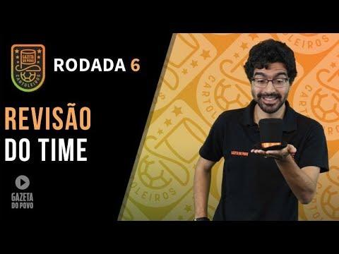 DICAS DO CARTOLA 2019 - RODADA 6: ATUALIZAÇÃO COM PALMEIRAS!