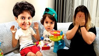 Peek A Boo Song Story | Nursery Rhymes & Kids Songs - Kids baby fun video