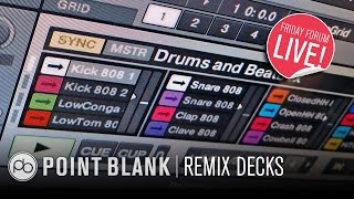 Using Remix Decks in NI Traktor (FFL!)