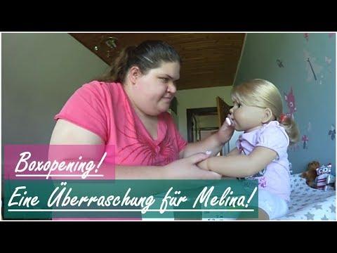 BOXOPENING! Eine Überraschung für Melina!  Reborn Ba & Toddler Deutsch  Little Reborn Nursery