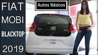 FIAT MOBI 2019 Blacktop