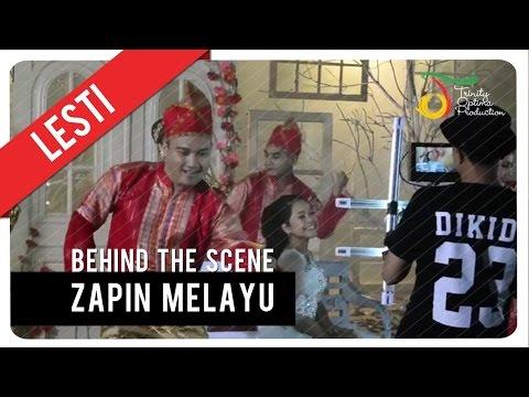 Lesti - Zapin Melayu | Behind The Scene