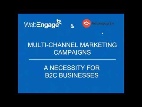 [Webinar] Multi-channel Marketing For Consumer Businesses - 07th Sep 2016