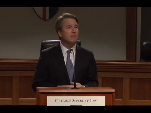 The Judge as Umpire delivered by The Honorable Brett M. Kavanaugh