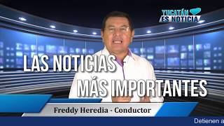 """Acceso Directo - """"Sargazo de la Península"""" con el Dr. Christian A. y la Dra. María E. Allende"""