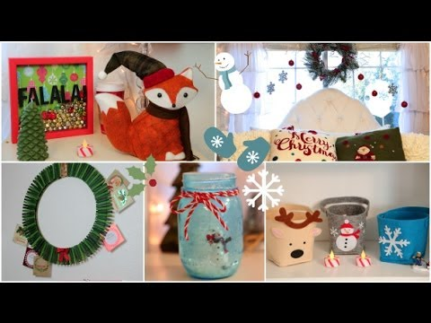 Diy Holiday Room Decorations Easy Ways To Decorate