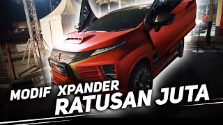 Xpander Hedon Bener di Acara Mitsubishi Xpander Pinter Bener Family Festival