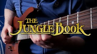 The Bare Necessities - The Jungle Book (2016) on Guitar