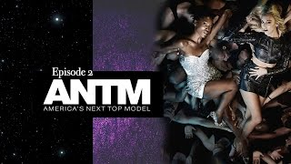 America's Next Topmodel Cycle 23 Episode 2 - Lights, Camera, Catwalk