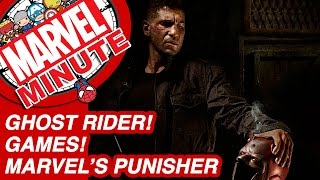 Ghost Rider! Games! Marvel's Punisher! - Marvel Minute 2016