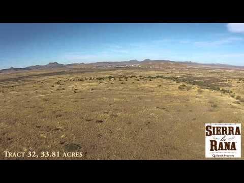 Sierra La Rana-Tract 32-Retirement Community-Fort Davis-Alpine (Winter Video)