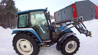 New Holland TL100, vm 2000