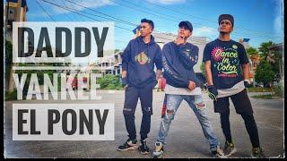 Download lagu Daddy Yankee - El Pony 🖤 | ZUMBA | FITNESS | REGGEATON | At Balikpapan