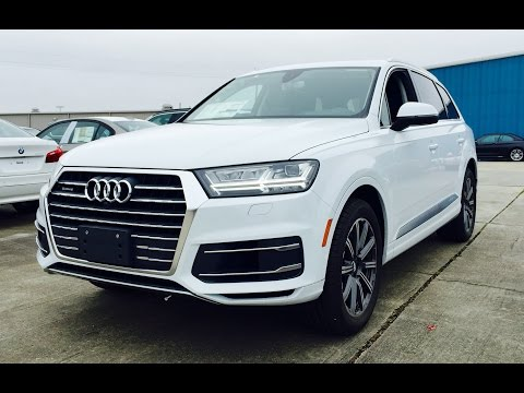 2017 Audi Q7 Prestige 3.0T Quattro Tiptronic Full Review /Exhaust /Start Up /Short Drive