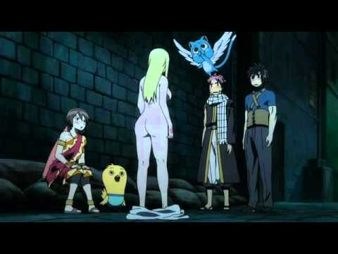 Fairy Tail Sexy Lucy- funny moment