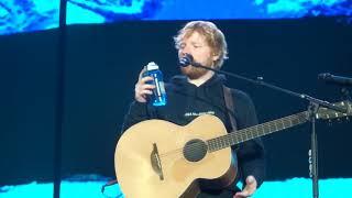 Blow - Ed Sheeran - Reykjavik 11/08/19