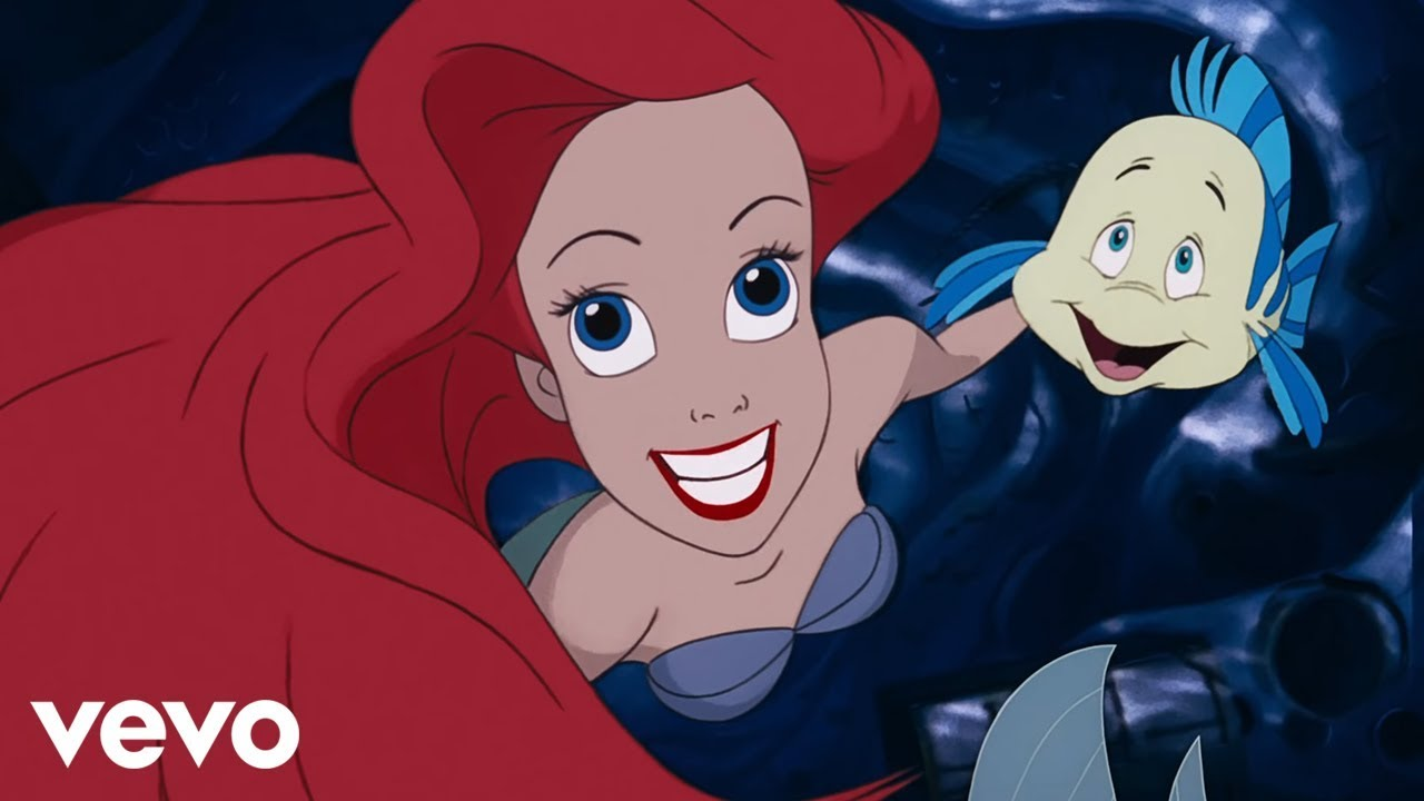 "Jodi Benson - Part of Your World (Official Video From ""The Little Mermaid"")"
