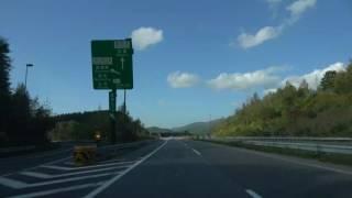 9/26道中自動車道旭川北から士別剣淵まで高速使いました