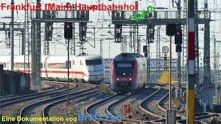 Br111 Fan: Frankfurt Main Hauptbahnhof 2016 Teil 2