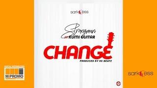 strongman   change ft kumi guitar audio slide