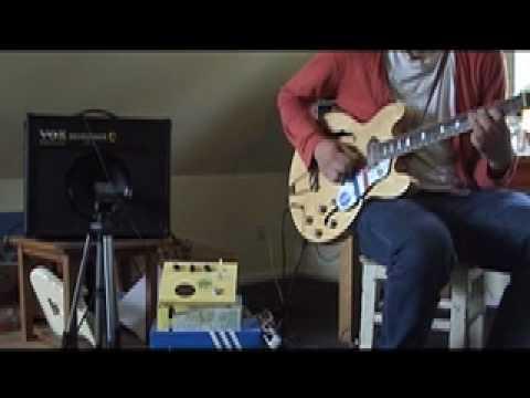 Danelectro Reverb King Review Demo Youtube
