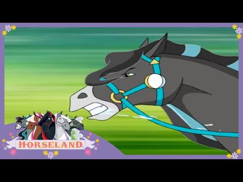 Horseland | 1hr Compilation | Series 2 Episodes 1-3 Horse Cartoon 🐴💜
