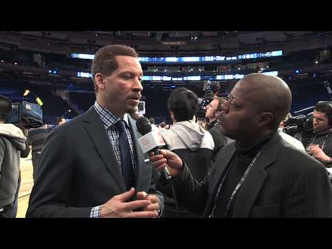 Chris Broussard Interview