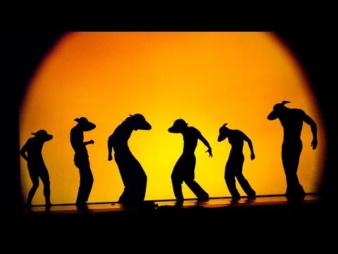 Pilobolus Dance Theatre - Shadowland - Sadler's Wells is Dance