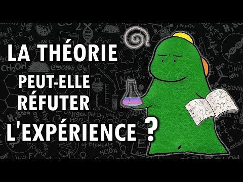 La théorie peut-elle réfuter l'expérience ? | Grain de philo #22