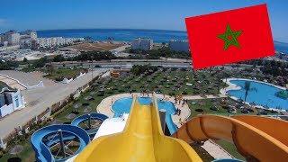 Aquapark Maroc (smir park) 2017