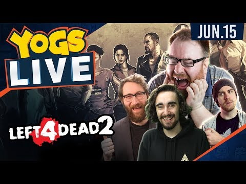 Left 4 Dead 2! W/ The Chilluminati - 15th June 2018 [1]