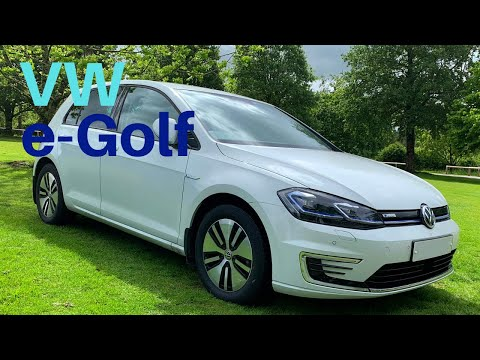 VW e-Golf 2019 (35.8kWh) - My Thoughts