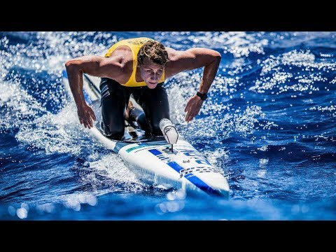 Molokai 2 Oahu Paddleboard World Championships 2017 | Winners Highlights