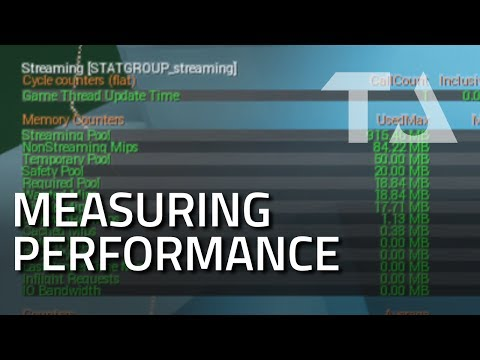 UE4 Graphics Profiling Part 1: Measuring Performance