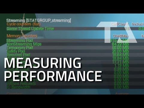 UE4 Graphics Profiling: Measuring Performance