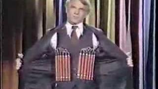 Steve Martin Hosts The Tonight Show w/ Burt Reynolds Part 1