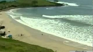Серфингист чудом остался жив | Австралия