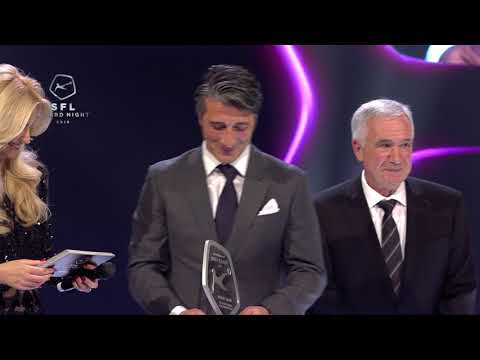SFL Award Night 2018: Best Coach