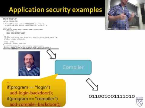 CS453 - Computer security and exploitation