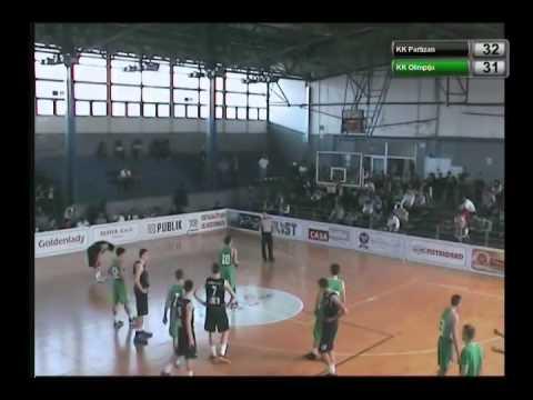 22.03.2014. KK Partizan - KK Union Olimpija