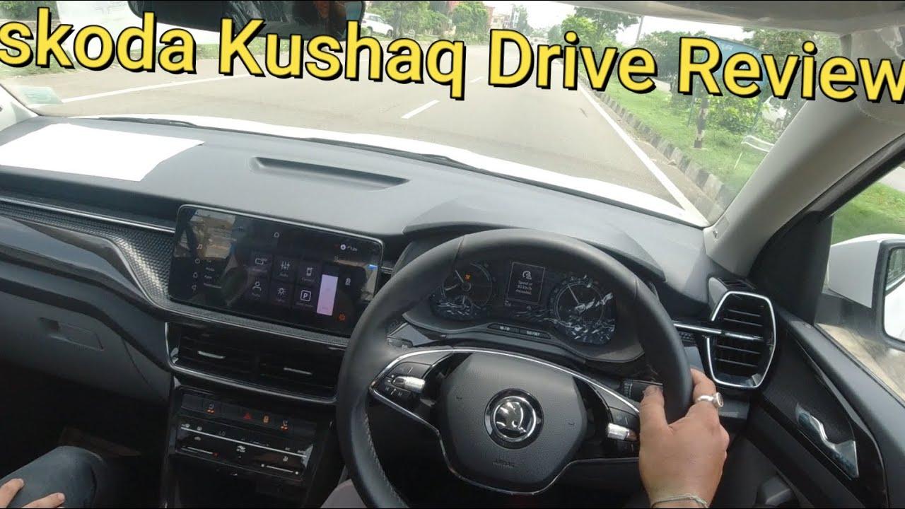 2021 Skoda Kushaq 1.0 Drive Review Petrol Manual Transmission