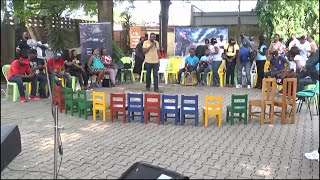 Contestants' First Charity Visit - Academy Day 39   MTN Project Fame Season 7.0