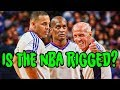 Is This Video PROOF The NBA Playoffs Are RIGGED?
